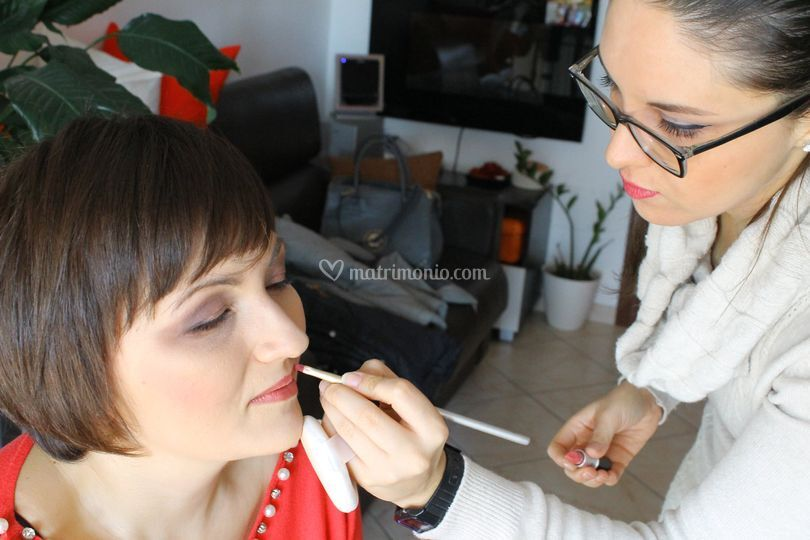 Claudia Garofoli Make up Artist
