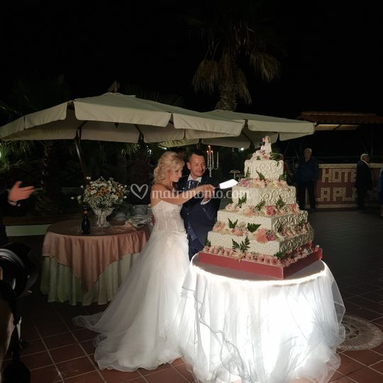 Sposi Taglio Torta