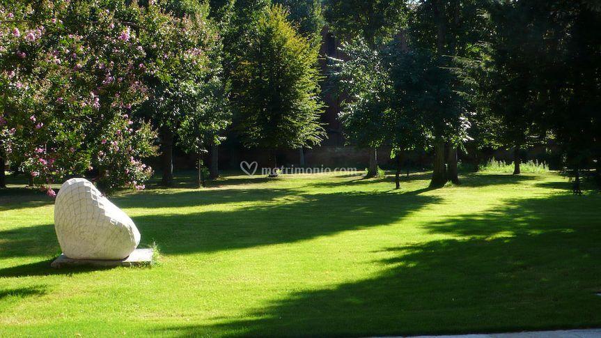 Giardino Casa Villa
