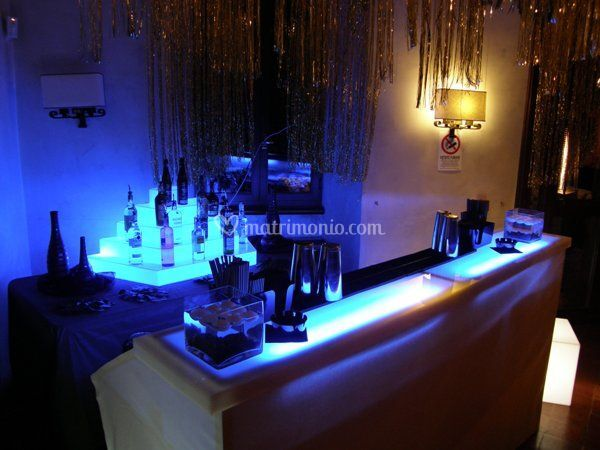 Servizio bar catering e cocktail bar