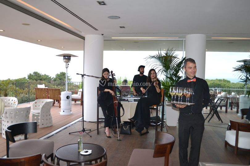 Celebrazioni al 67 Sky Lounge