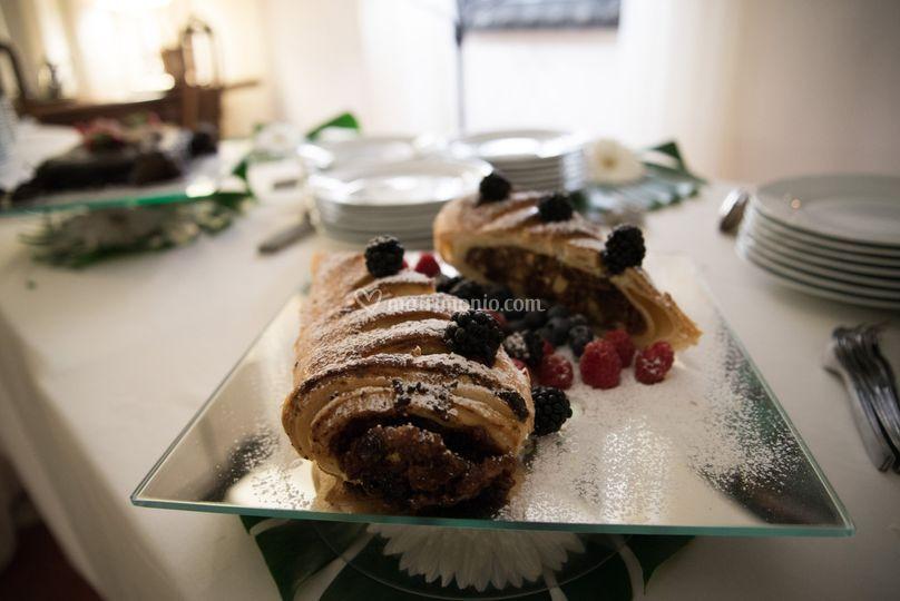 Dessert a buffet
