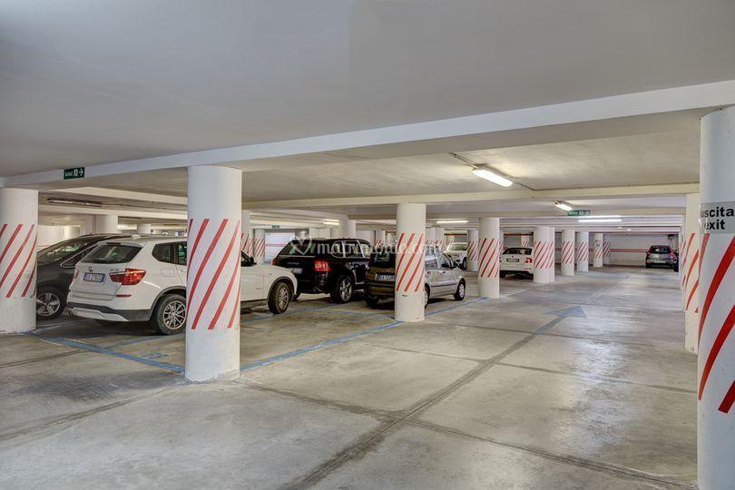 Garage gratuito