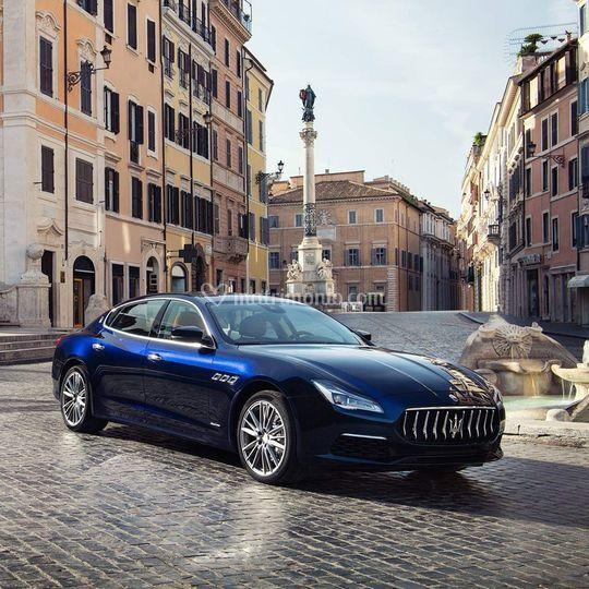 Maserati Quattroporte Gran lus