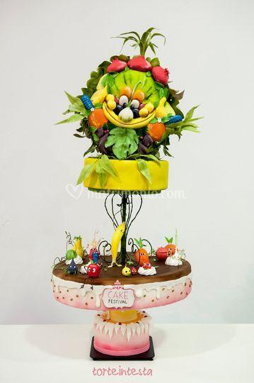 Torta expo