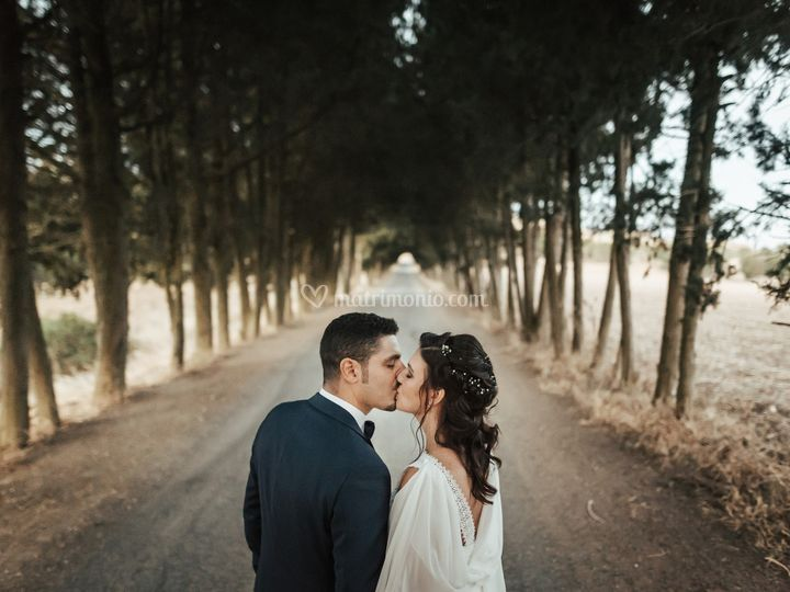 Wedding in Castello Camemi