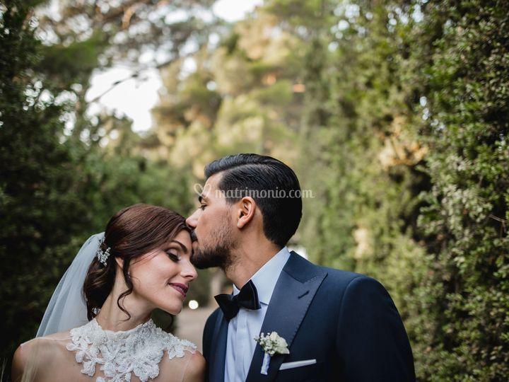 Wedding in Villa Fegotto