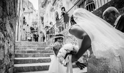 le nozze di Roberta e Gianni