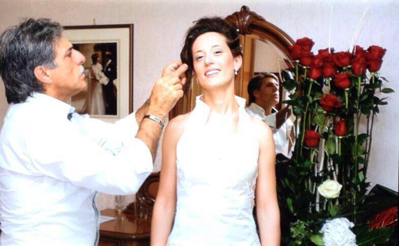 Luciano e la sposa