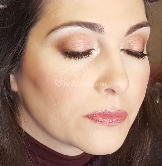 Dettaglio makeup