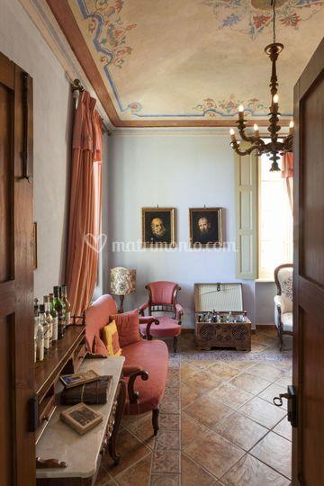Saletta relax - Casa Padronale