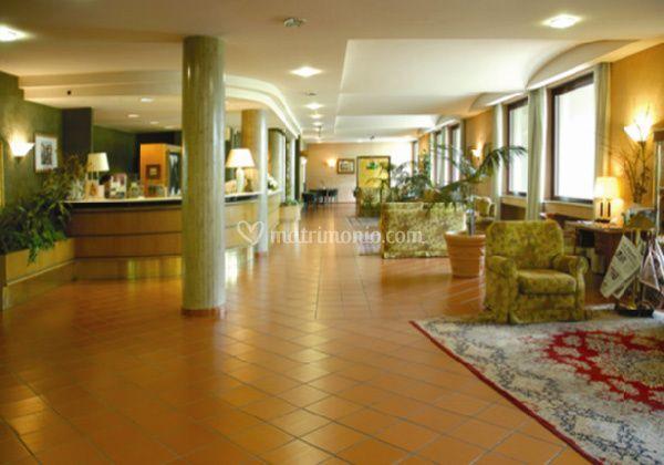 Hall Hotel Serino
