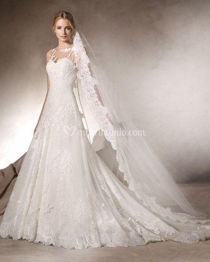 Abiti da sposa la venere di berenice