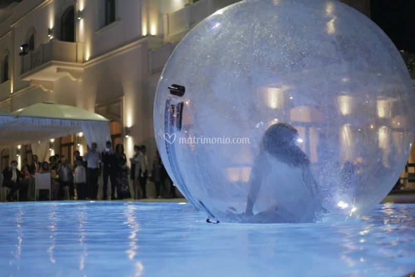 Spettacolo water ball
