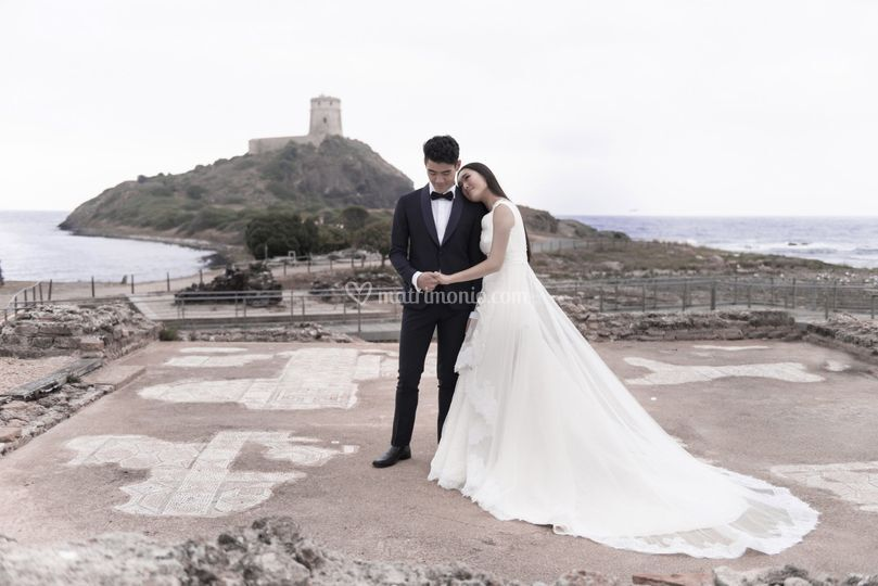 Nora sardegna wedding