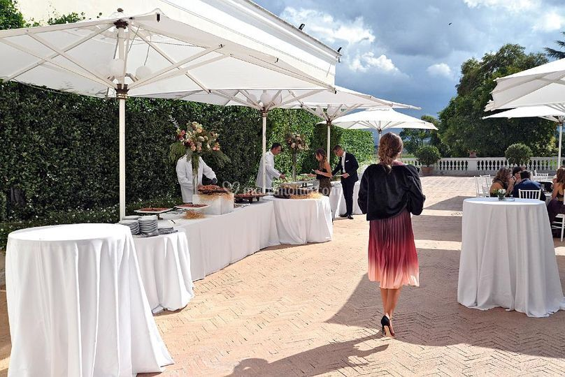 Wedding destination roma