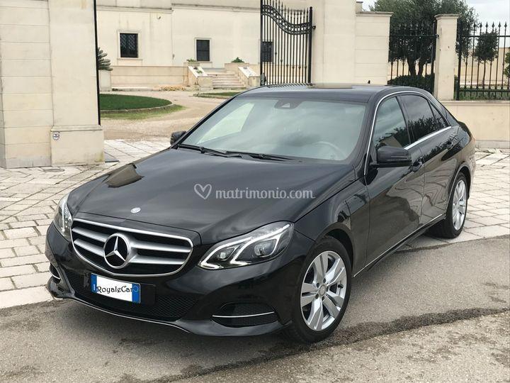 Mercedes E Bluetec Sport