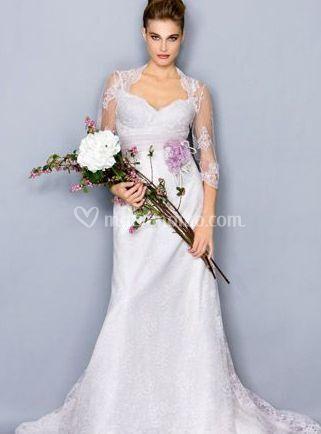 dd2b2a9b7cef Azzurra Collezione Vestito da sposa
