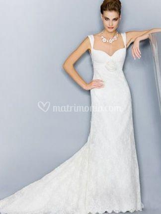 113d32e984e2 Azzurra Collezione Vestito da sposa Vestito da sposa Abito da sposa