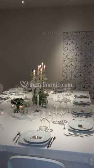 Tavolo imperiale (white)