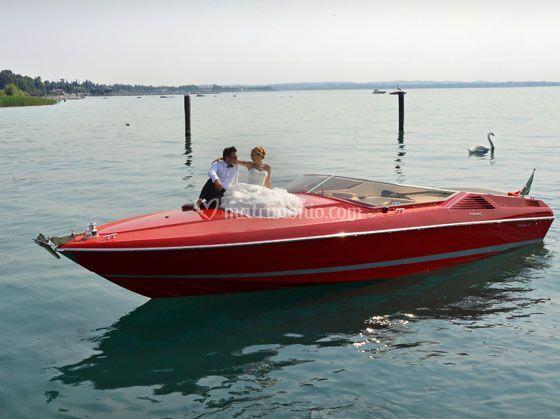 Barca Colombo Aliante 32