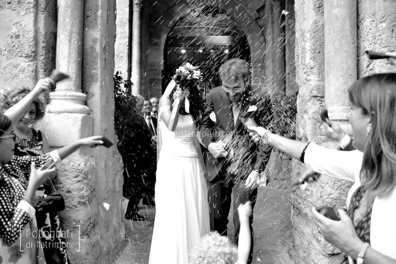 Il riso di Fotografi di Matrimoni