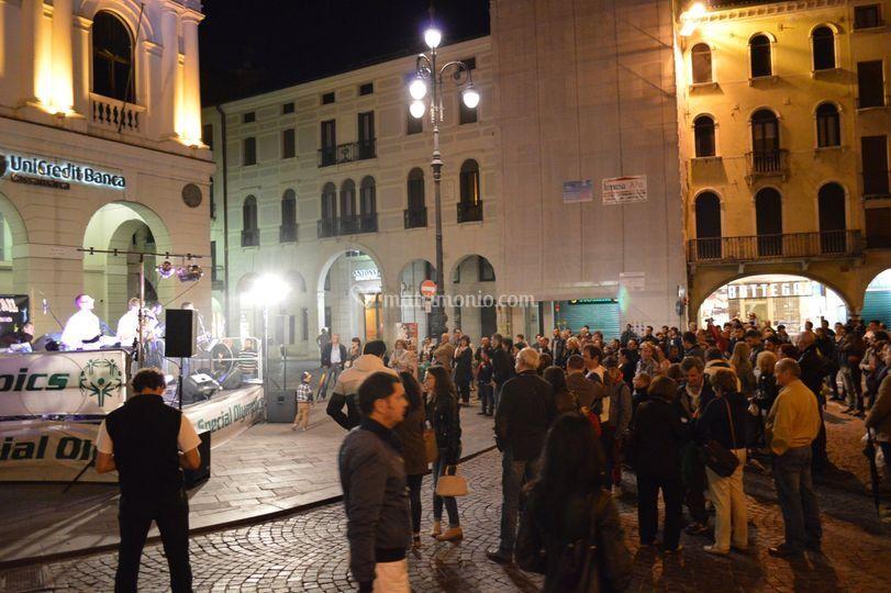 Live  Piazza dei Signori (TV)