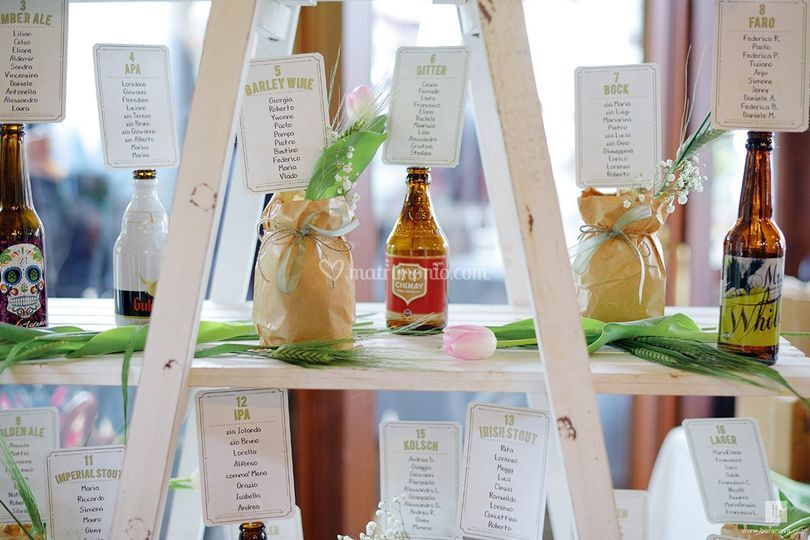 Matrimonio Tema Birra : Antonia luzi wedding events