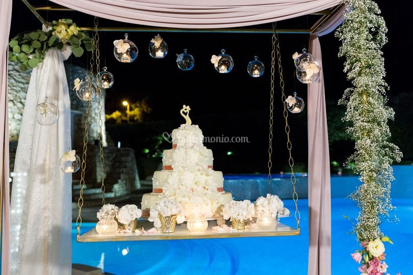 Wedding Cake sospesa