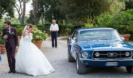 Noleggio Ford Mustang 1968