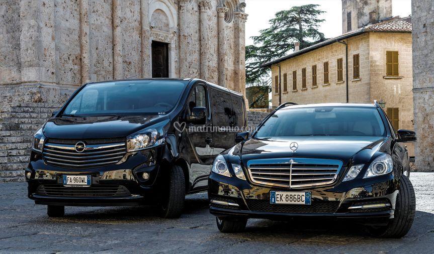 Nuovo Opel Vivaro - Mercedes E