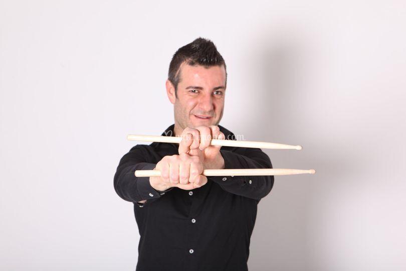 Giovanni Volpe_Batteria