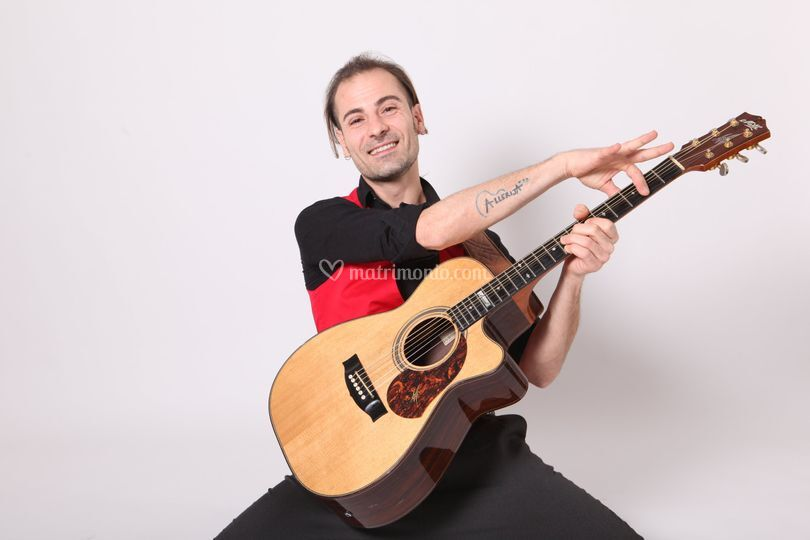 Gianluca J Mazza_chitarra/voce