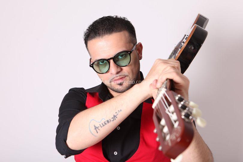 Eugenio Solla_frontman