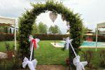 Arco giardino