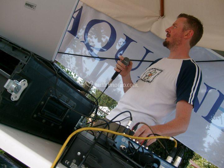 Radio Live parco acquatico