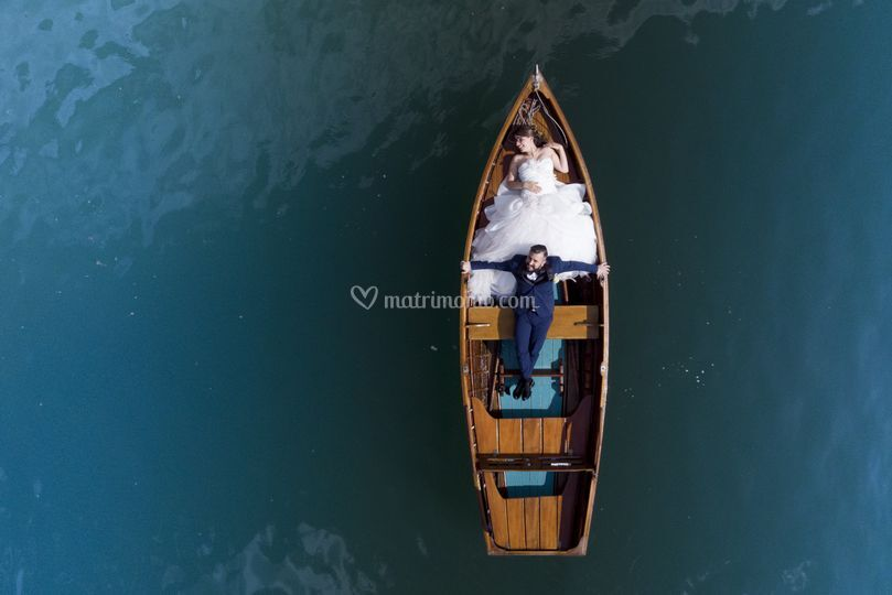 Wedding on the lake...