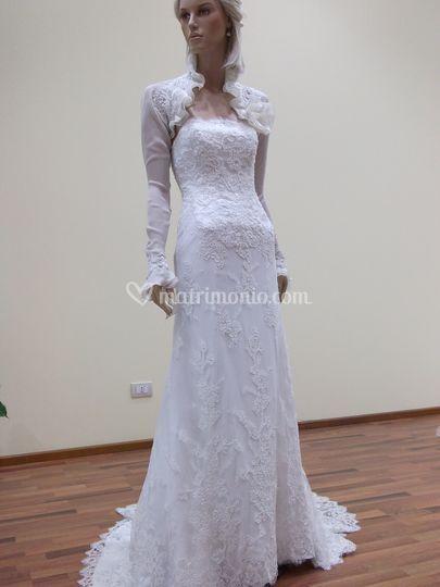 Geneviève abiti da sposa