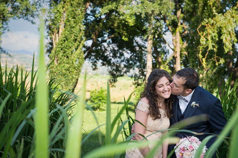 Camilla e Francesco