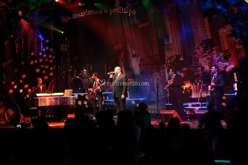 Raoul swing in concert