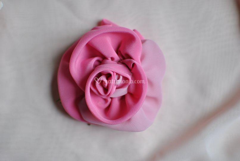 Rosa chiffon