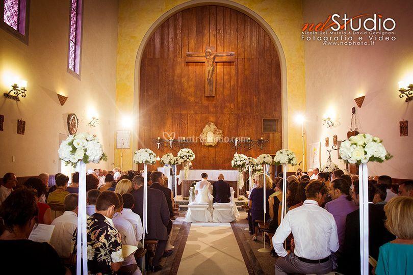 Chiesa loc Bicchio Viareggio