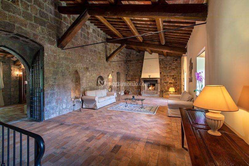 Sala ricevimenti/living room