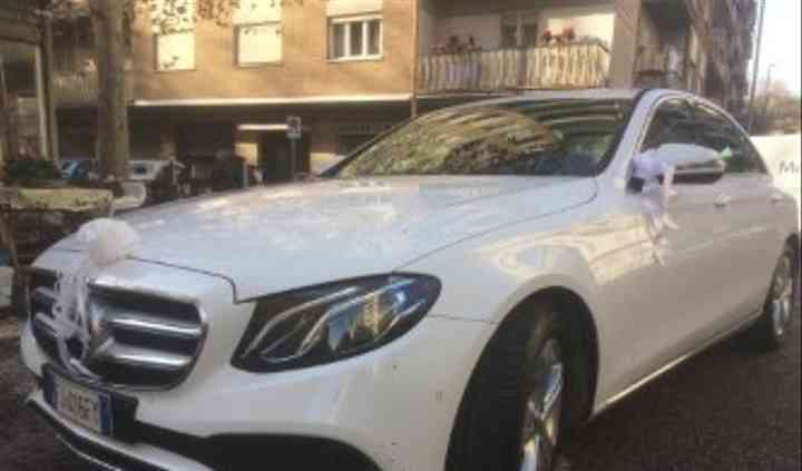 Mercedes e 2019 bianco perla