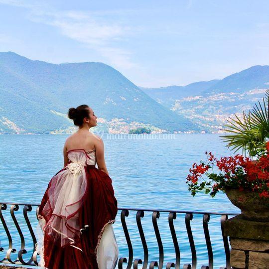 Lago d'Iseo Villa desiderio