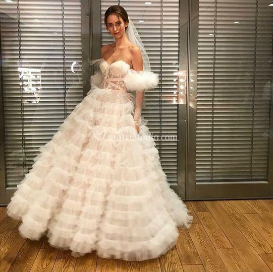 Collezione Lindera Spose 2020