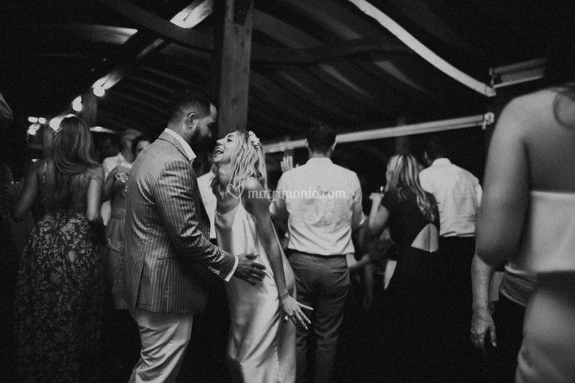Destination Wedding From NY