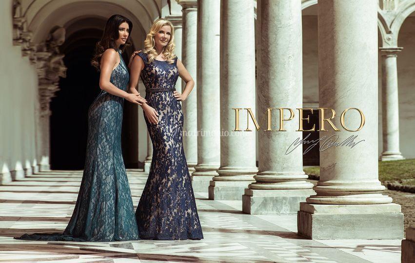 Cerimonia 1 di Impero Couture