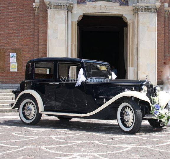 Lancia Augusta -1935