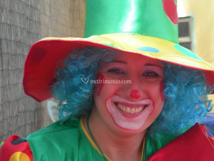 Clown prezzemolina